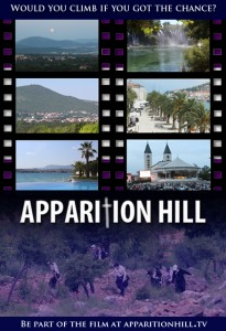 "CATHOLIC MOVIE NIGHT - ""Apparition Hill"" (with director Sean Bloomfield and distributor Victor Pap) - Thurs. May 19 @ 5:30pm"